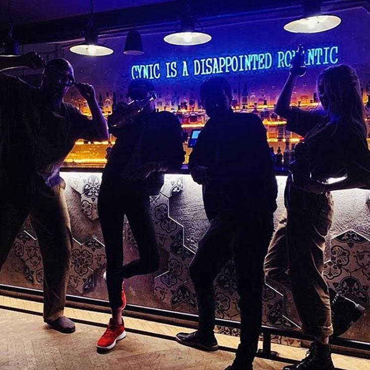 Cynic Bar i Riga