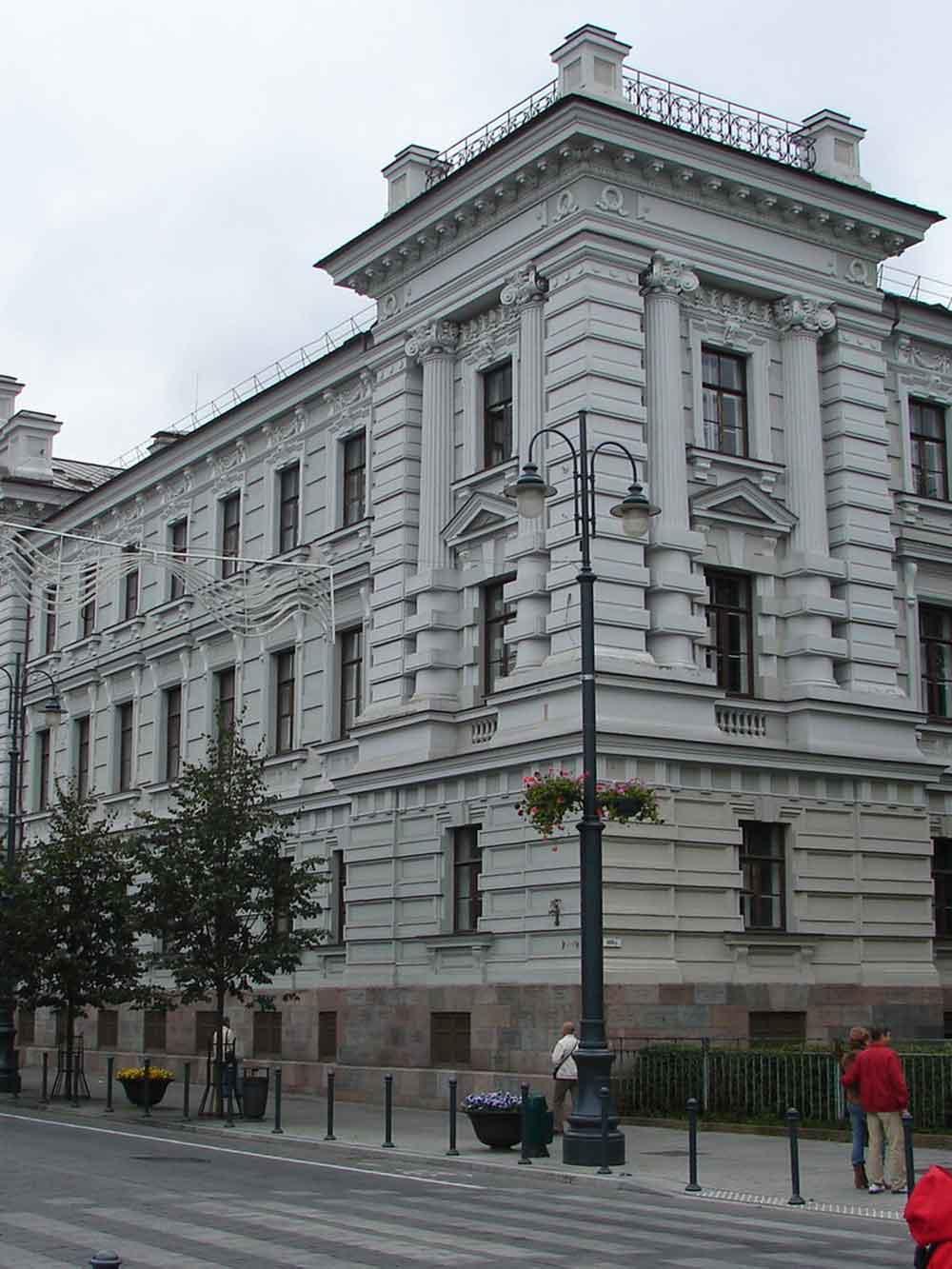 På förhör hos KGB - YOYVOY