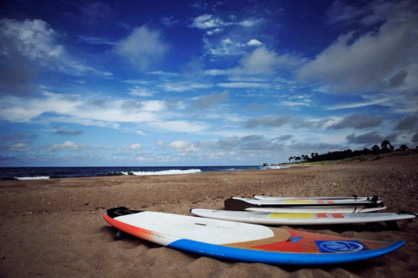 Surfa pa Kurland