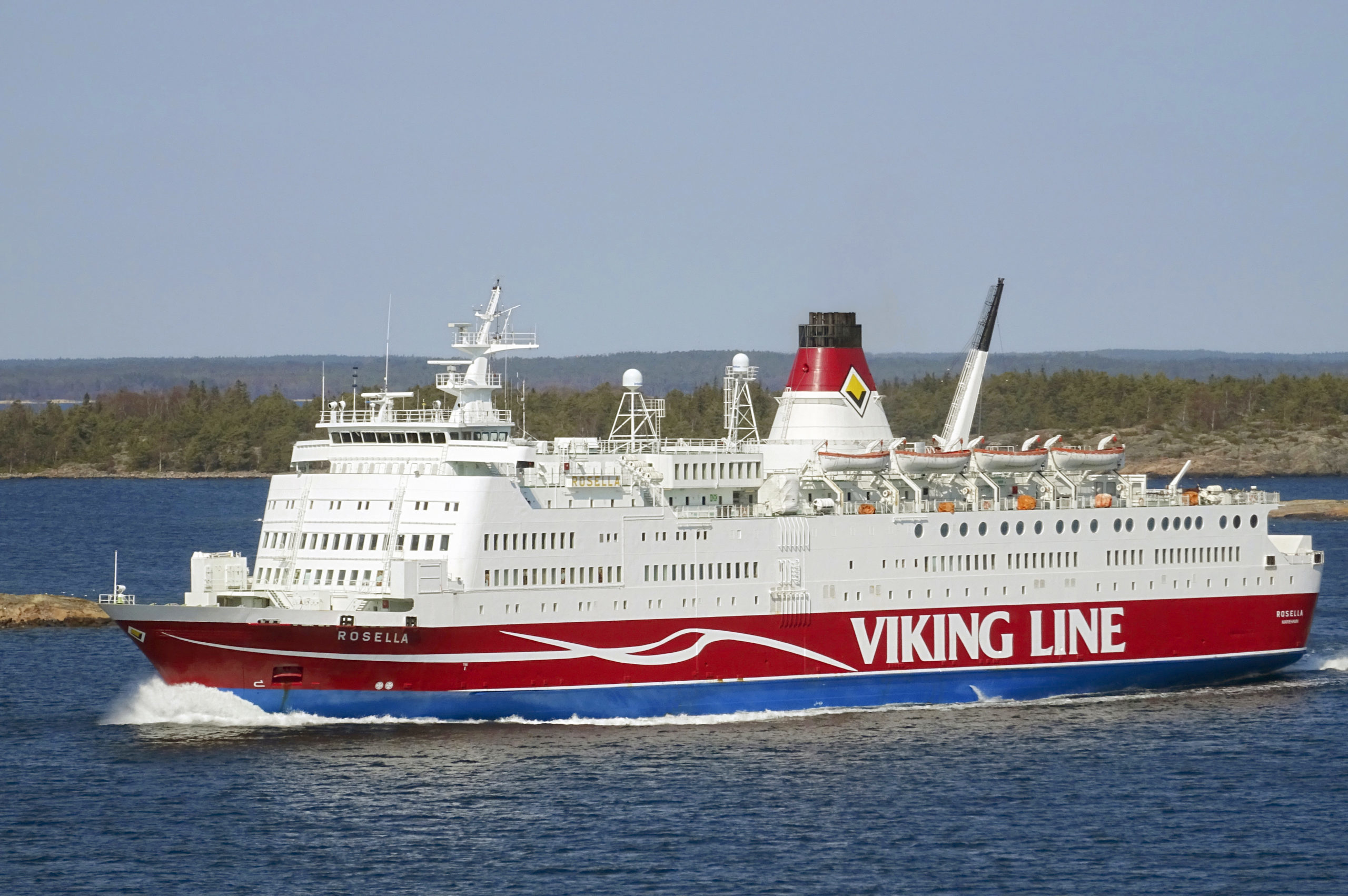 Rosella Viking Line