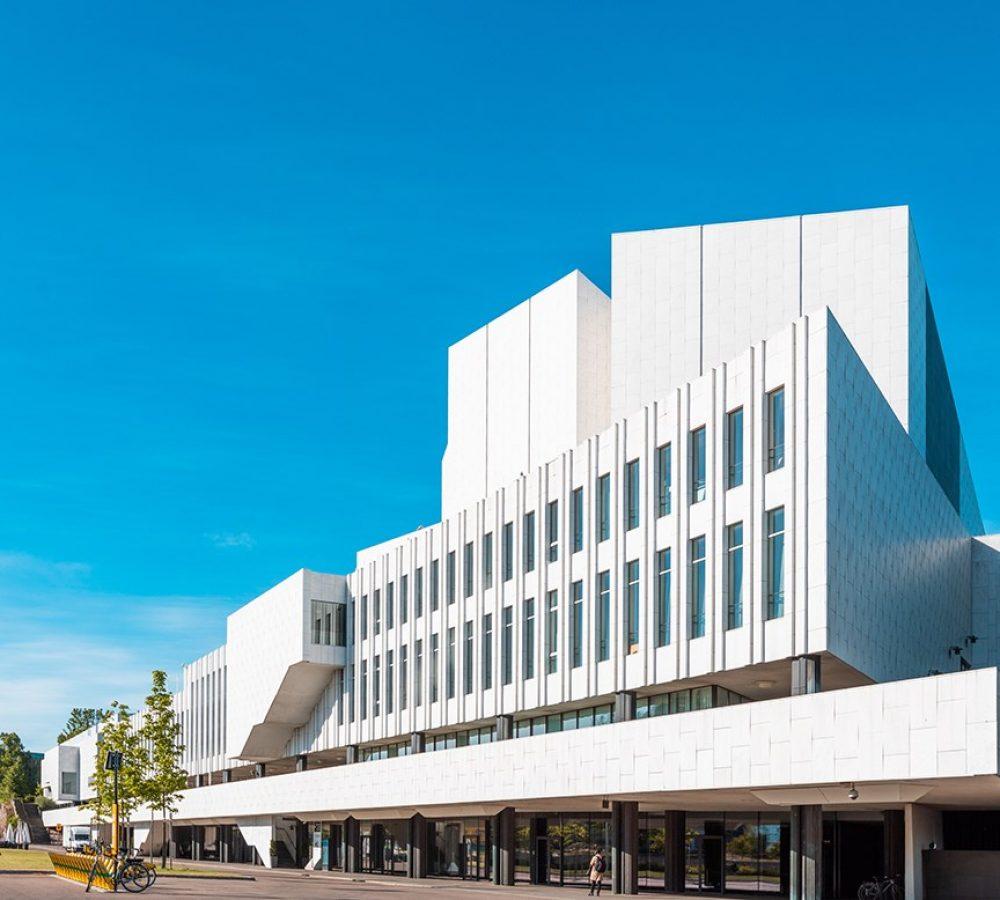 Finlandiahuset Helsingfors