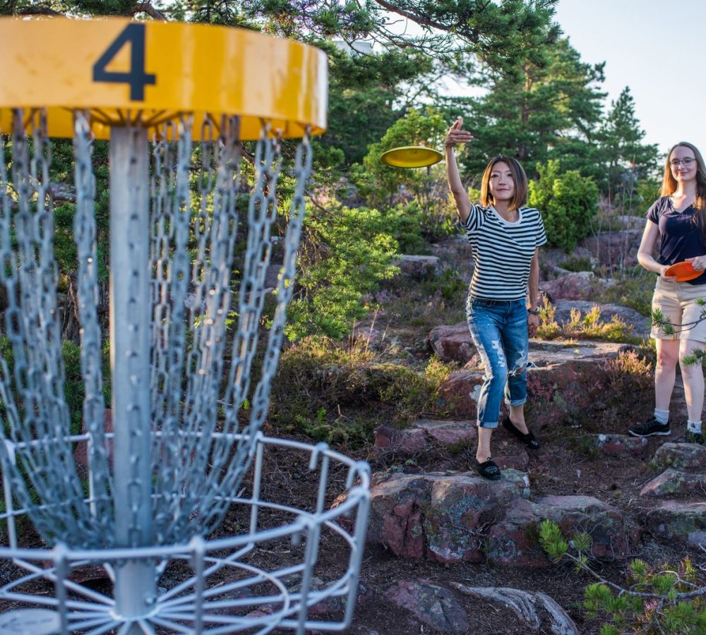 Disc Golf Åland