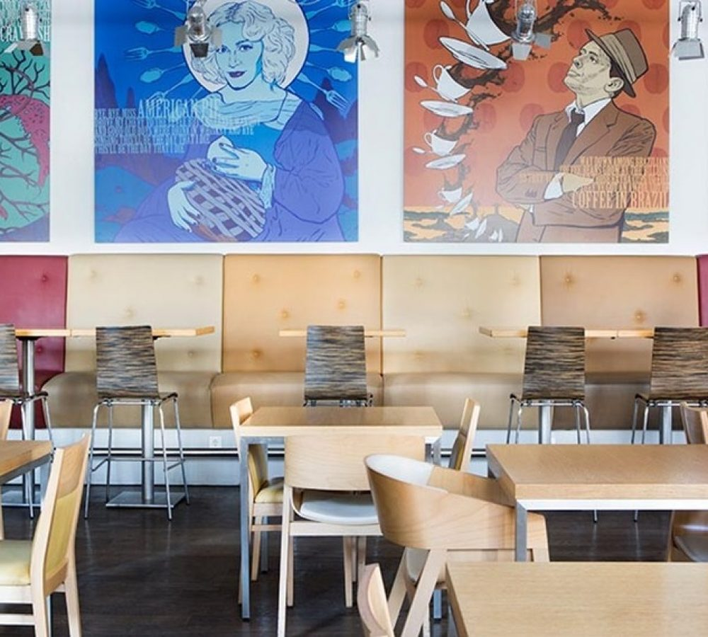 restaurant-area-photowall-comfort-hotel-lt