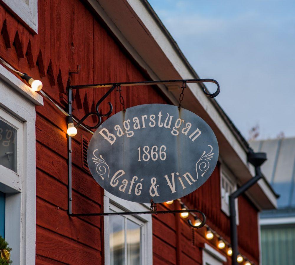 Bagarstugan Åland